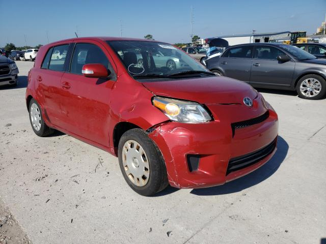 Salvage cars for sale from Copart New Orleans, LA: 2011 Scion XD