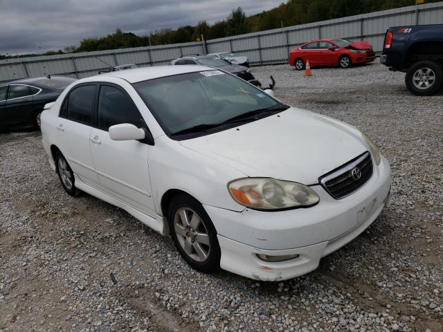 Salvage cars for sale at Prairie Grove, AR auction: 2005 Toyota Corolla CE