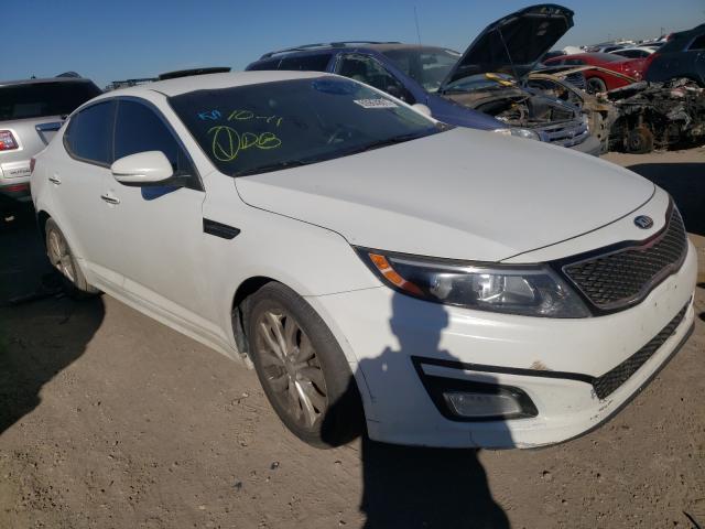 KIA salvage cars for sale: 2015 KIA Optima LX