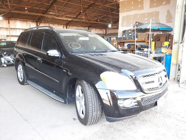 Salvage cars for sale from Copart Phoenix, AZ: 2009 Mercedes-Benz GL