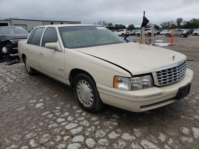 Cadillac Deville salvage cars for sale: 1997 Cadillac Deville