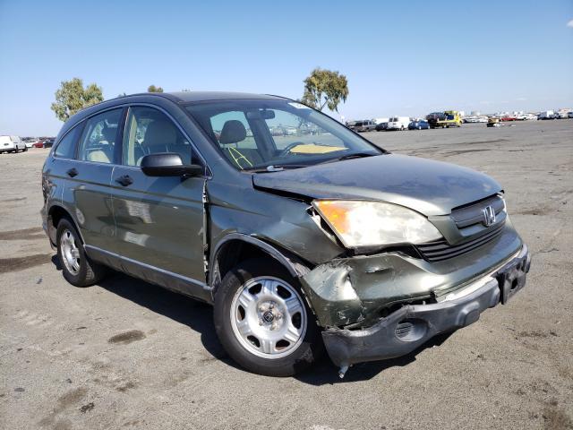 Vehiculos salvage en venta de Copart Martinez, CA: 2007 Honda CR-V LX