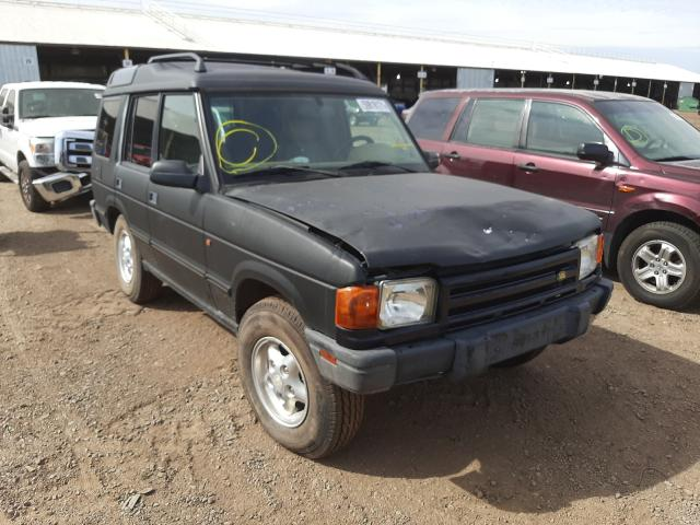 Salvage cars for sale from Copart Phoenix, AZ: 1999 Land Rover Discovery