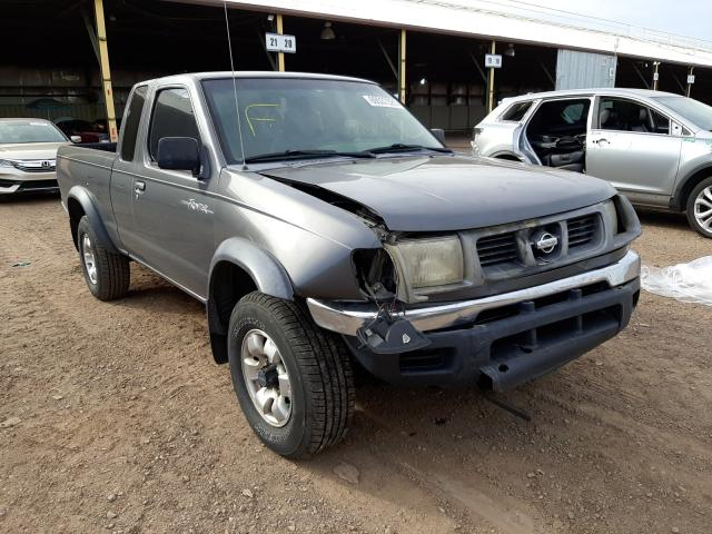 Salvage cars for sale from Copart Phoenix, AZ: 2000 Nissan Frontier K