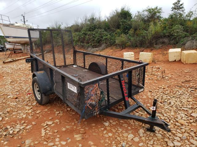 Salvage cars for sale from Copart China Grove, NC: 2003 Stol Trailer