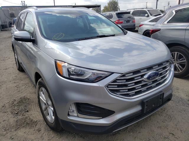 Vehiculos salvage en venta de Copart Los Angeles, CA: 2020 Ford Edge SEL