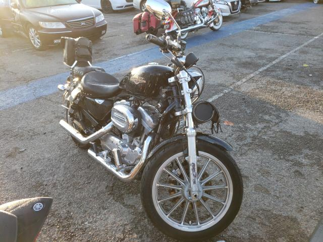 Salvage motorcycles for sale at Oklahoma City, OK auction: 2008 Harley-Davidson XL883 L