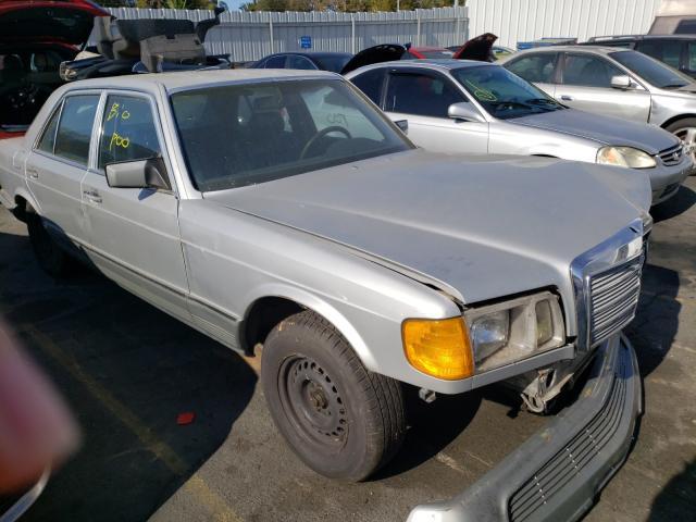 Mercedes-Benz 280-Class salvage cars for sale: 1985 Mercedes-Benz 280-Class