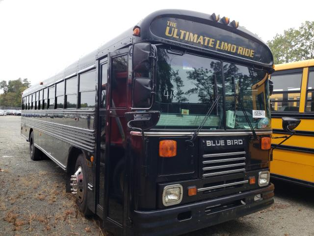 Blue Bird salvage cars for sale: 1999 Blue Bird School Bus