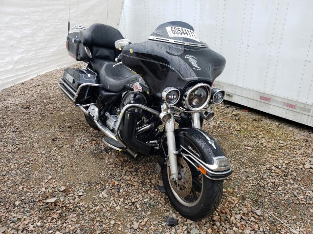 Salvage motorcycles for sale at Charles City, VA auction: 2006 Harley-Davidson Flhtcui