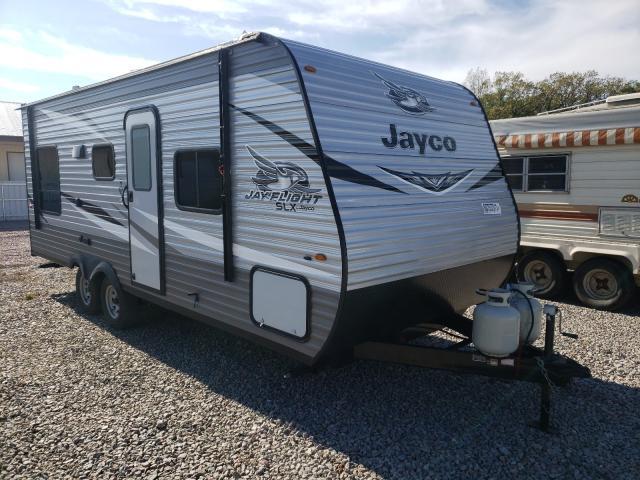 Jayco salvage cars for sale: 2020 Jayco Travel Trailer