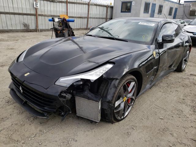2018 FERRARI  GTC 4 LUSS