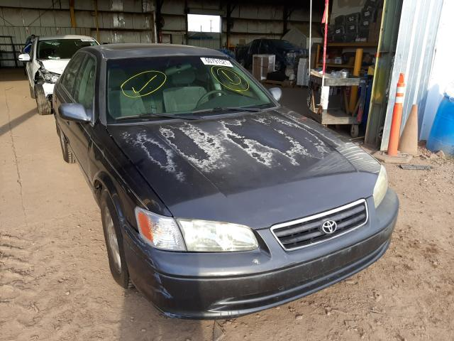 Salvage cars for sale from Copart Phoenix, AZ: 2000 Toyota Camry LE