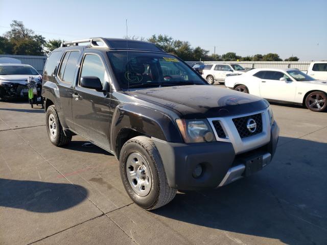 Vehiculos salvage en venta de Copart Wilmer, TX: 2009 Nissan Xterra OFF