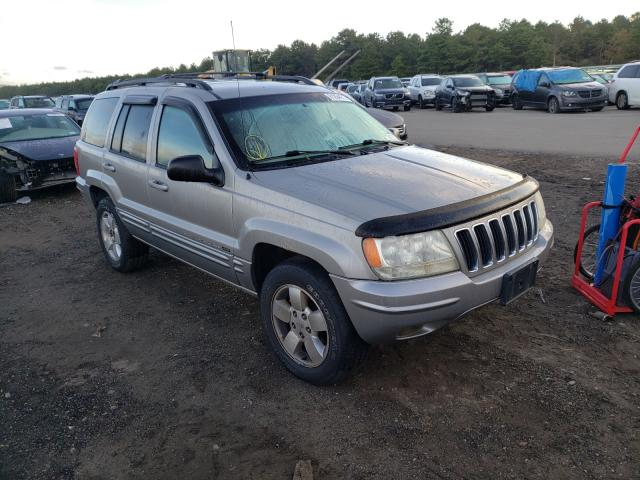 Jeep Cherokee salvage cars for sale: 2001 Jeep Cherokee