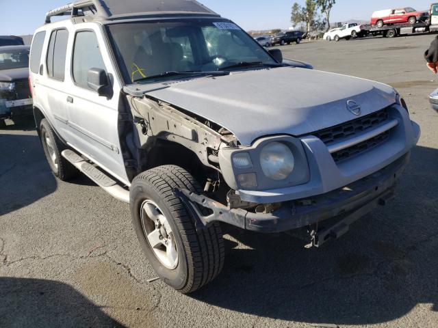 Vehiculos salvage en venta de Copart Martinez, CA: 2004 Nissan Xterra XE