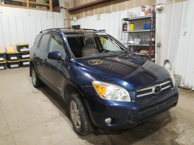 Salvage cars for sale from Copart Anchorage, AK: 2006 Toyota Rav4