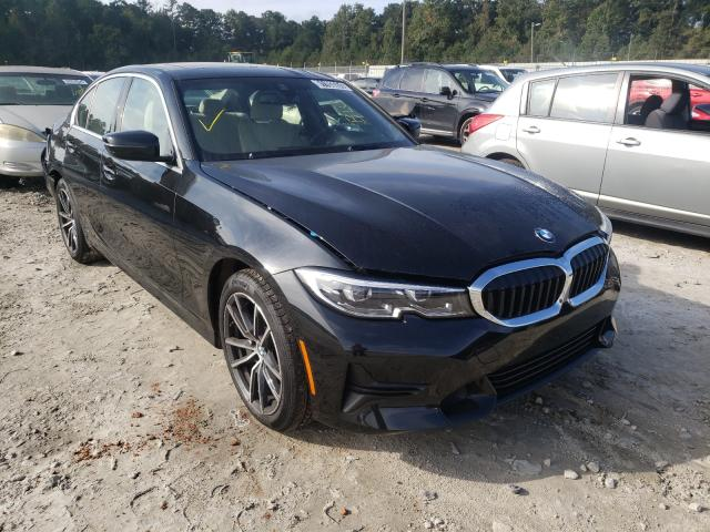 BMW salvage cars for sale: 2021 BMW 330I