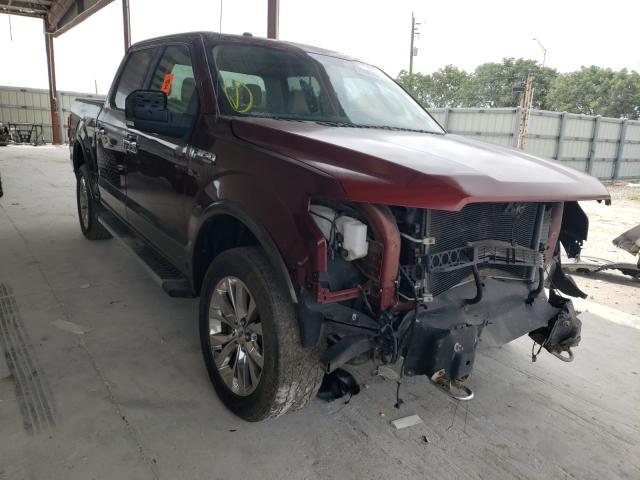 2016 FORD F150 SUPER 1FTEW1EFXGFB97855