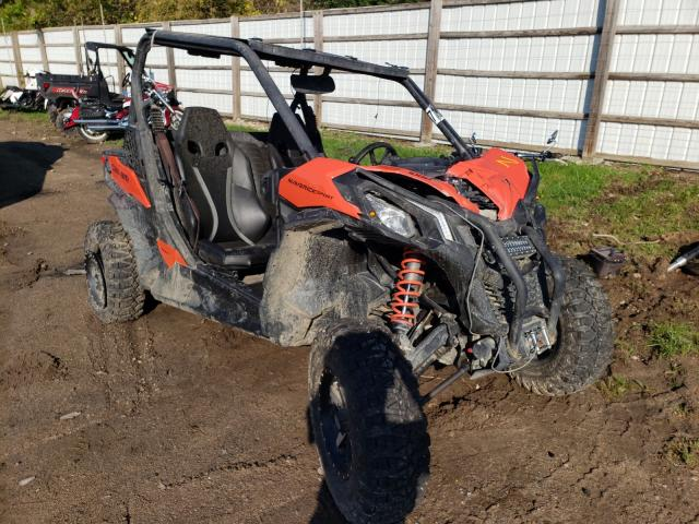 Salvage cars for sale from Copart Davison, MI: 2019 Can-Am Maverick S