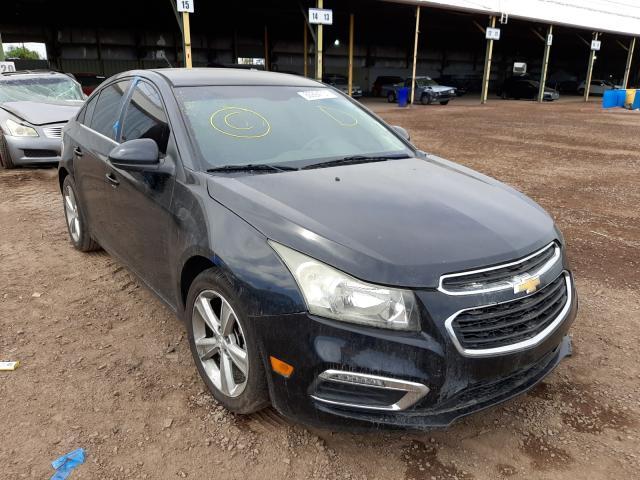 Salvage cars for sale from Copart Phoenix, AZ: 2015 Chevrolet Cruze LT