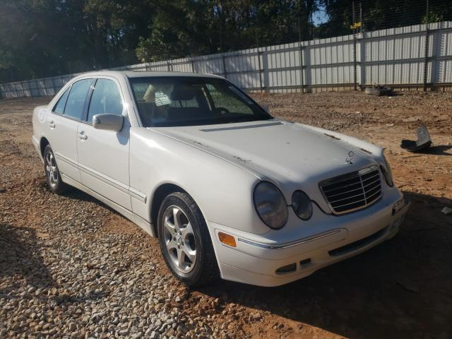 Salvage cars for sale from Copart Austell, GA: 2002 Mercedes-Benz E 320