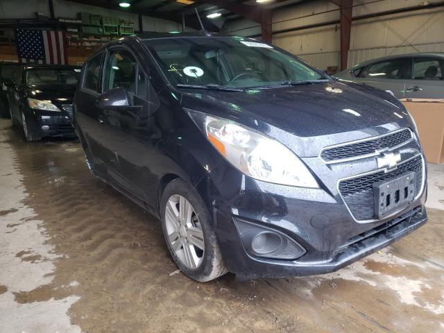 Salvage cars for sale from Copart Austell, GA: 2014 Chevrolet Spark LS