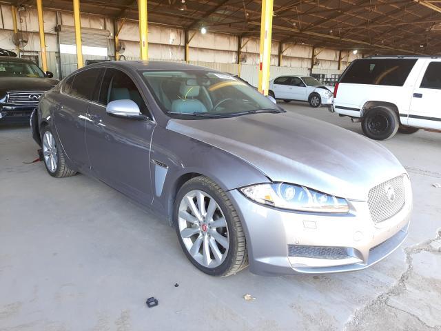 Salvage cars for sale at Phoenix, AZ auction: 2014 Jaguar XF