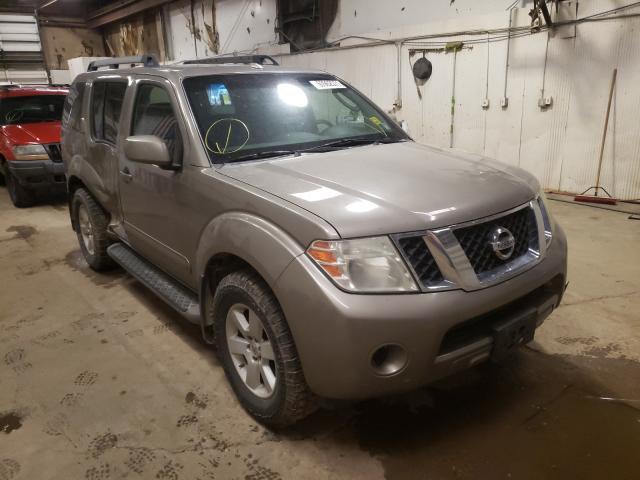 2008 Nissan Pathfinder en venta en Casper, WY
