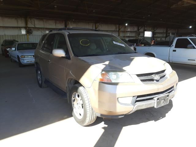 Salvage cars for sale from Copart Phoenix, AZ: 2001 Acura MDX