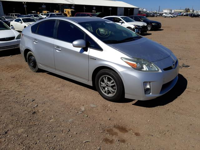 Salvage cars for sale from Copart Phoenix, AZ: 2010 Toyota Prius