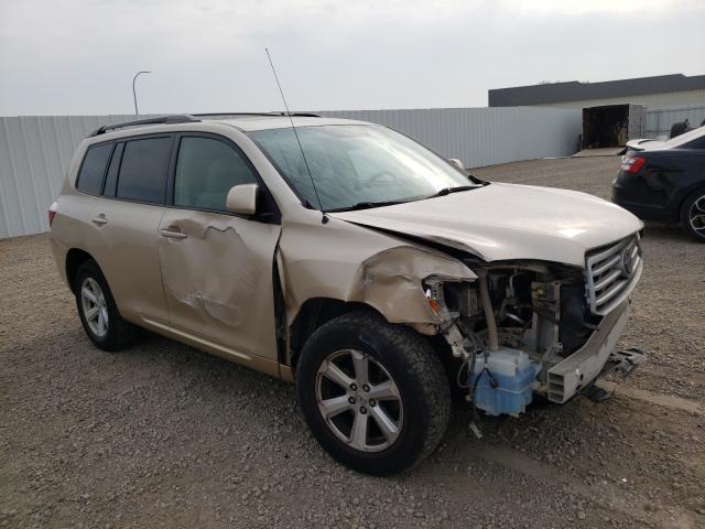 Vehiculos salvage en venta de Copart Bismarck, ND: 2010 Toyota Highlander