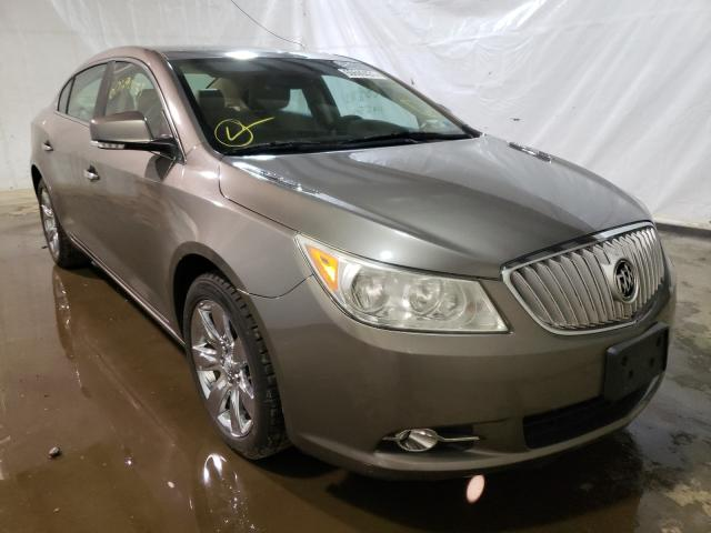 Salvage cars for sale from Copart Central Square, NY: 2011 Buick Lacrosse C