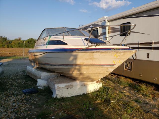 Bayliner salvage cars for sale: 1985 Bayliner Boat