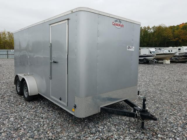 Contender salvage cars for sale: 2020 Contender Cargo Trailer
