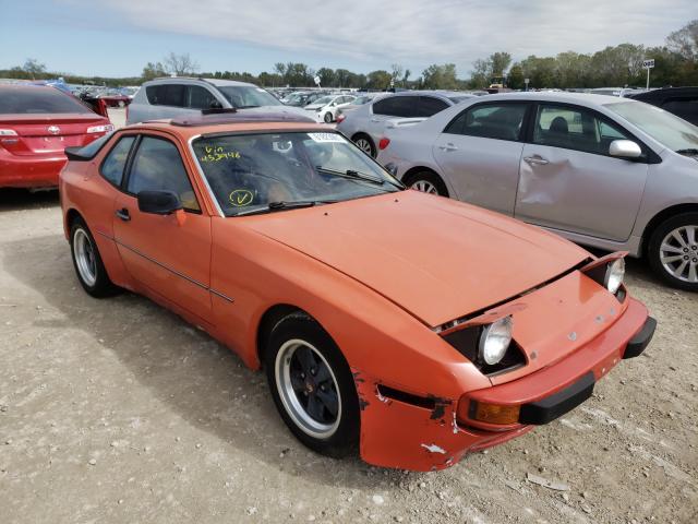 Porsche 944 salvage cars for sale: 1983 Porsche 944