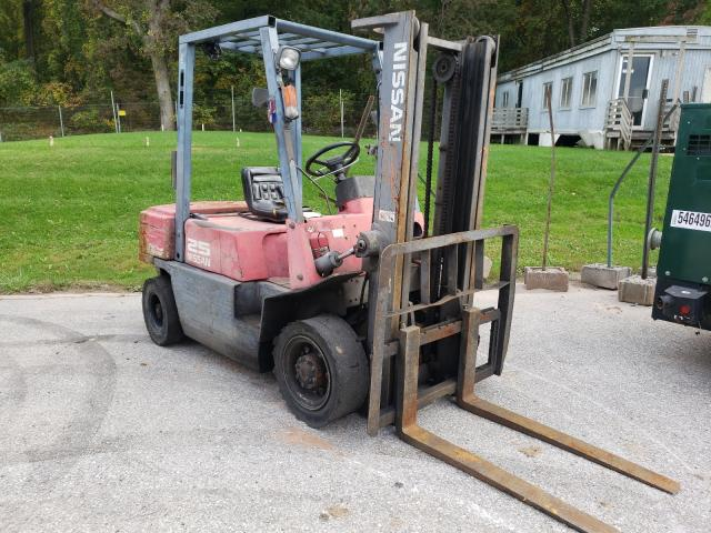 2002 Nissan Forklift for sale in York Haven, PA