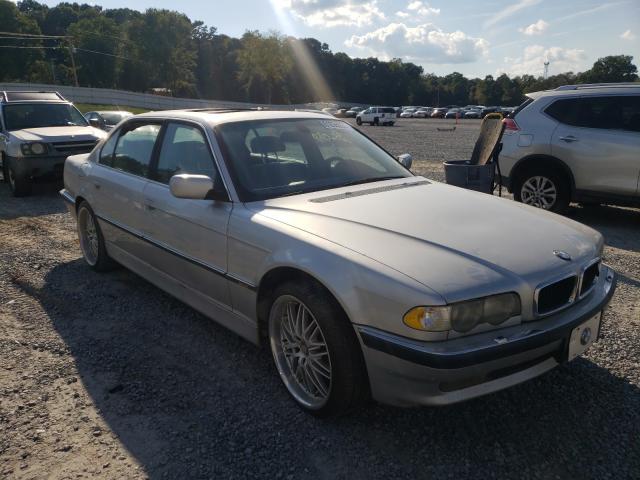 photo BMW 7 SERIES 2001
