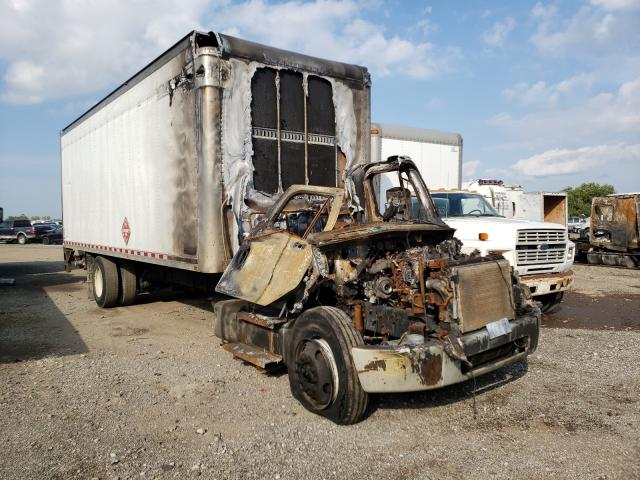 Salvage cars for sale from Copart Columbia Station, OH: 2016 Freightliner M2 106 MED