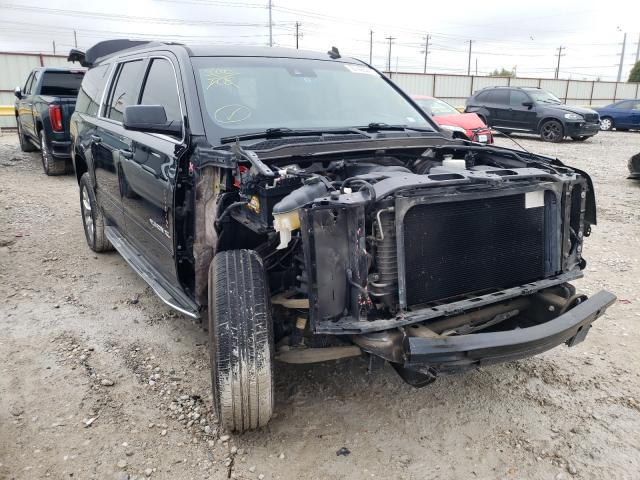 Salvage cars for sale from Copart Haslet, TX: 2015 GMC Yukon XL K