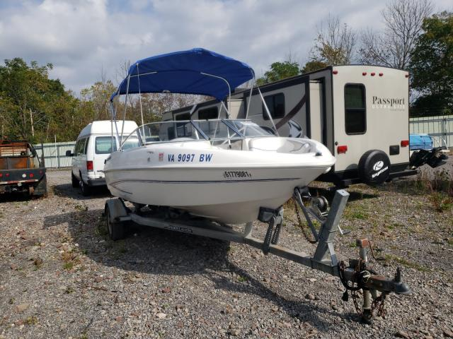 Glastron Boat salvage cars for sale: 2006 Glastron Boat