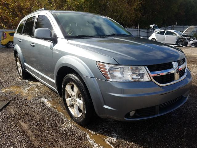 Salvage cars for sale at London, ON auction: 2010 Dodge Journey R