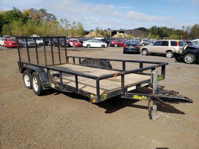 Big Tex salvage cars for sale: 2011 Big Tex Dump Trailer