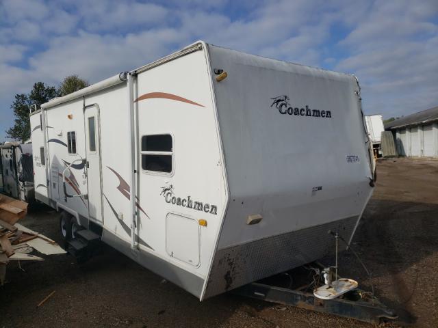 Coachmen Vehiculos salvage en venta: 2007 Coachmen Travel Trailer