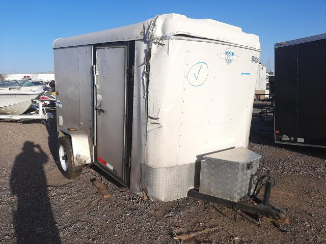 Salvage cars for sale from Copart Phoenix, AZ: 2009 Cargo Cargo Trailer