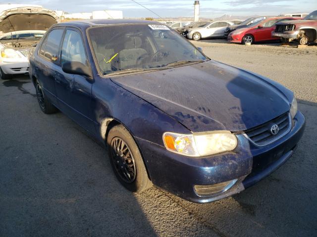 Vehiculos salvage en venta de Copart Martinez, CA: 2002 Toyota Corolla CE