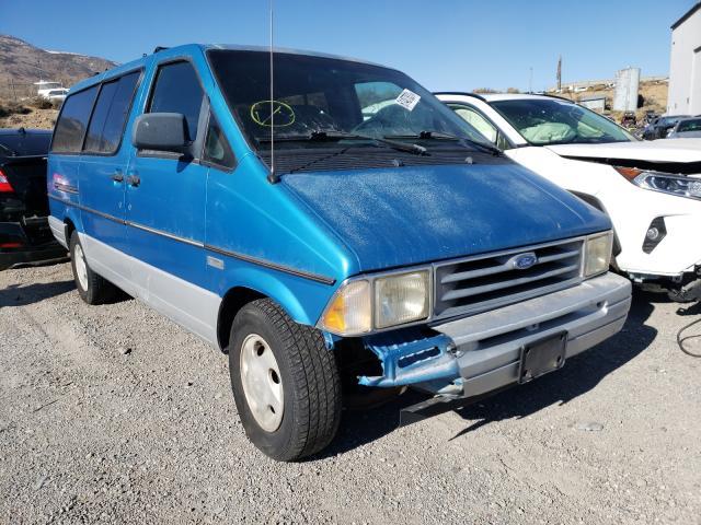 Ford Aerostar salvage cars for sale: 1996 Ford Aerostar