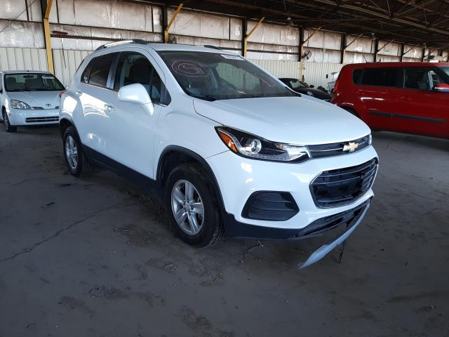 Salvage cars for sale from Copart Phoenix, AZ: 2017 Chevrolet Trax 1LT