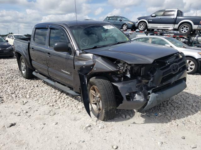 Salvage cars for sale from Copart New Orleans, LA: 2013 Toyota Tacoma DOU