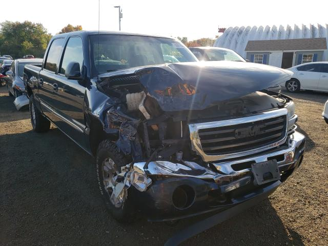 Salvage cars for sale from Copart East Granby, CT: 2006 GMC New Sierra